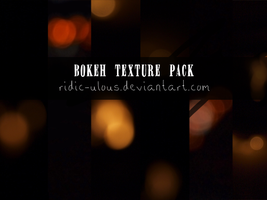Bokeh Texture Pack by ridic-ulous