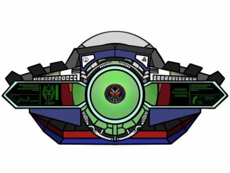 Kamen Rider Axiom Driver Belt. by Eddmspy