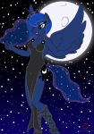 Princess Luna 2014 by TheDARKWOLF