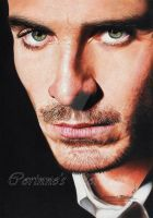 Michael FASSBENDER by Sadness40