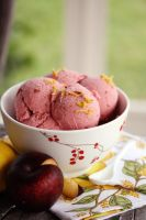 Plum Ice Cream 4 by laurenjacob