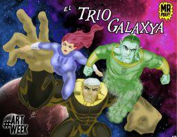 Trio Galaxy by mrpulp-presenta