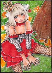 Aceo Commission 18 by Anako-Kitsune