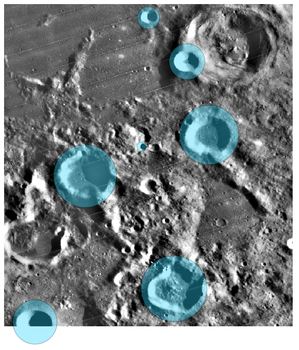 Programming a crater mapping software by musumek