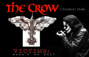 Christian Bale - The Crow by Belle-Deviante