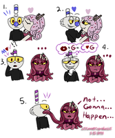 CH Bad Ending: Not Gonna Happen by XxKawaiiCupcakezxX