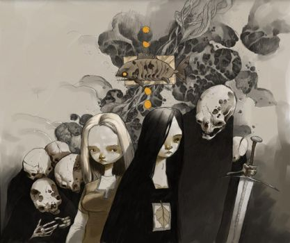other cover of noc by tonysandoval