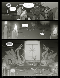 The Selection - Prologue page 3 by AlfaFilly