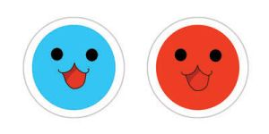 Buttons :: Taiko by khiro