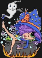Witches Brew by slinkysis3