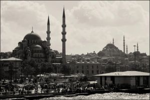 Istanbul by banane-flambee