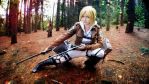 Annie Leonhart by Dropchocolate