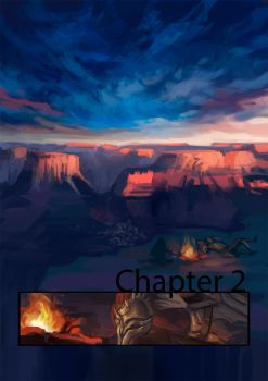 Step Aside: Chapter 02: Page 01 by OrangeSavannah