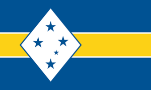 Southern Pacific Union Flag by CyberPhoenix001