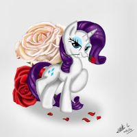 Rarity by The-Revered-Dragon