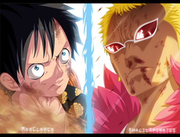 One Piece 781 - The Last Battle ( collab ) by KhalilXPirates