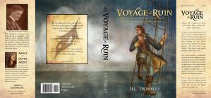 Voyage to Ruin Cover Layout by CapnFlynn