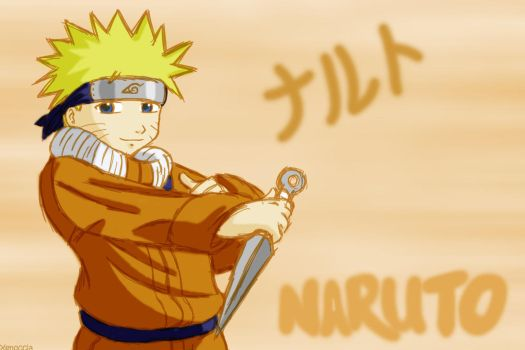 Naruto -Orange- by xenokurisu