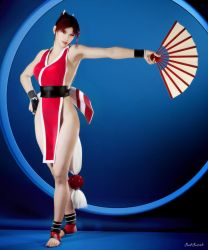 Mai Shiranui 03 by ZabZarock