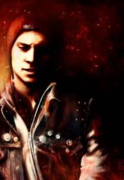 InFAMOUS: Second Son by madaboutvampires