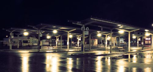 Bus station 2 by FrantisekSpurny