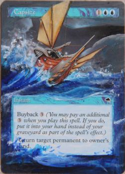 altered Magic - Capsize by SwanNebula