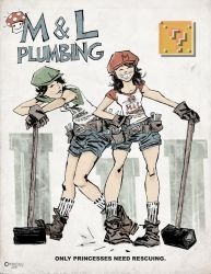M and L Plumbing by matthewethan