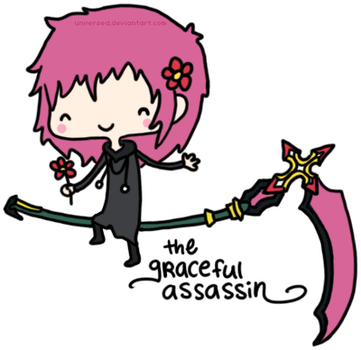 marluxia by unversed