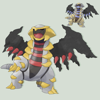 POKEMON GIRATINA