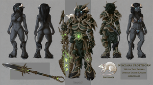 Nimzana Reference Sheet by Shalinka
