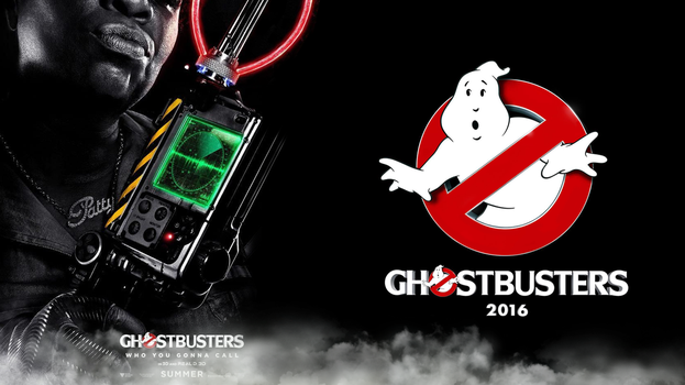 Ghostbusters 2016 wallpaper Patty Tolan by jhroberts