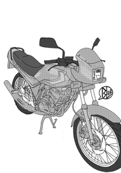 rxz old model by budoxesquire