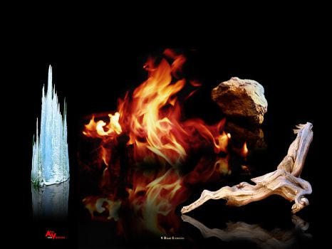 4 Dead Elements -WallpaperPack by ukraine-photo