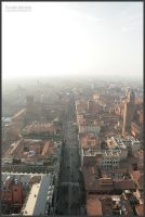 View of Bologna city by Anakuklosis