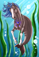 Hippocampus by stevie12397