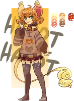 { Closed } Gougere Mouse Girl by Hacot