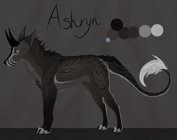Ashryn Reference (2018) by CorruptAshes