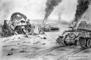 Battle of Kursk by LastEmperor220796