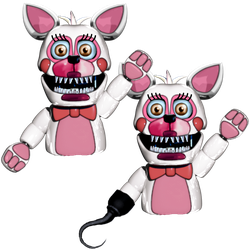 MangFox / Mangle HandPuppet by TheRealBoredDrawer
