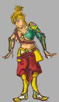 Voe armor link tg by undeadpenguin37