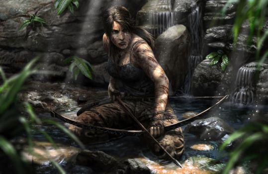 Tomb Raider: Reborn by Skaya3000