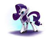 Raribot by Underpable