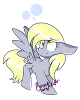 Derpy by BronyCooper