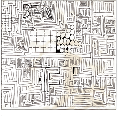 Maze from the past 1 by Nebagram