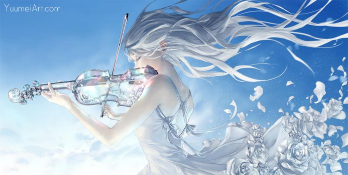 In This Moment by yuumei