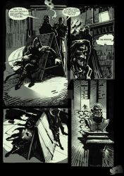 Dishonored comics PART III page 8 by SapeginM92