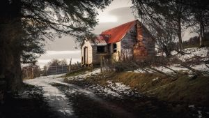 Abandoned House I by LostChemist