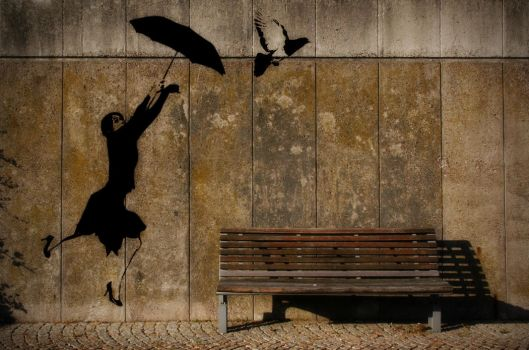 Ode to Banksy by jesidangerously