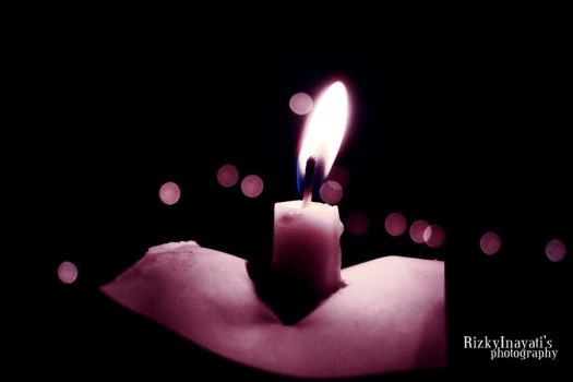 Lilin Kecil by hereismy