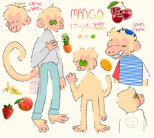 mango !! by folisade